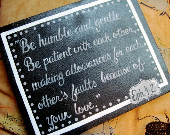 Verses For Wedding Gifts: Custom Canvas Sign Bible Verse Wedding By