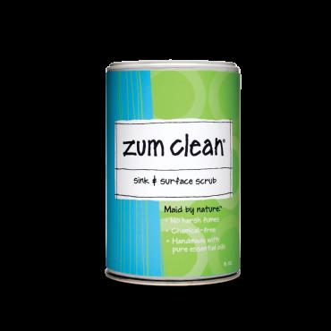 Zum Clean Sink Surface Scrub Clean Sink Counter Cleaner Cleaning