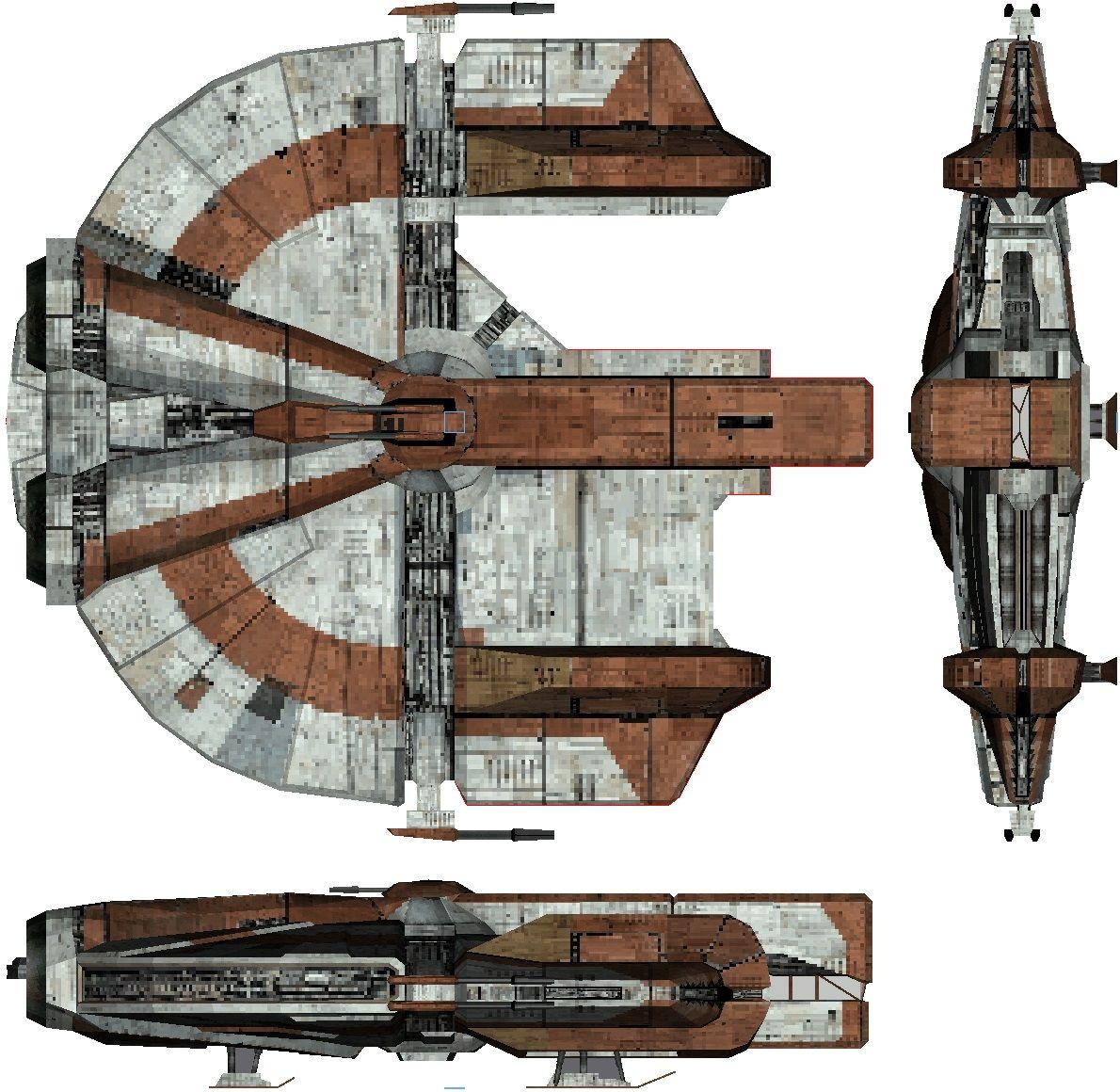 The Ebon Hawk Star Wars Kotor Star Wars Art Star Wars Ships Hd retexture of the ebon hawk in black and gray colors. pinterest