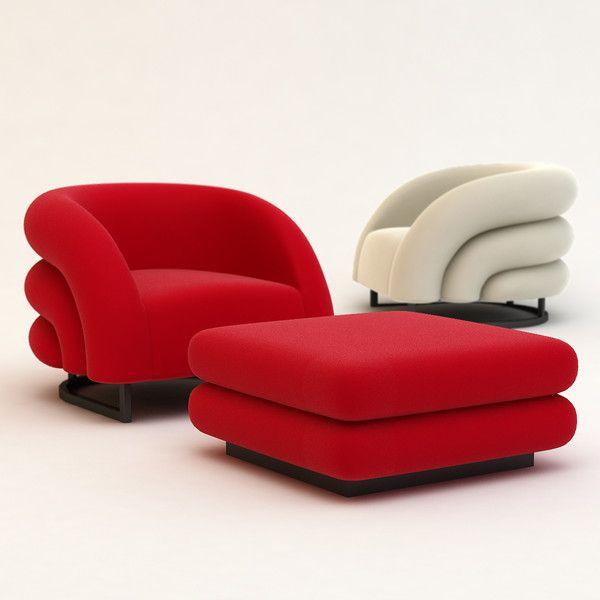 Baloon Chair By Armani Casa