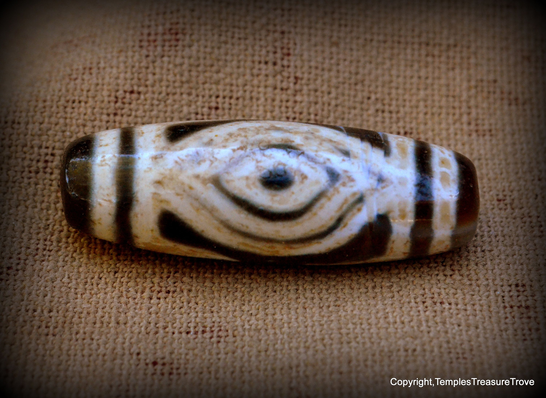 Beautiful Nepal Tibet Ethnic Brown Goat Eye Agate Cabochons Stone