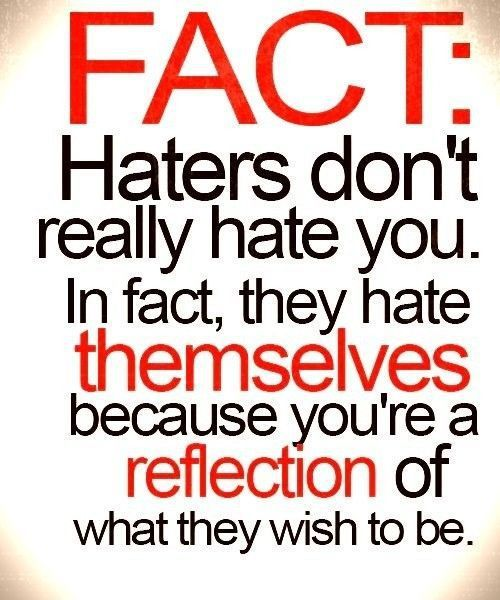 Hate Quotes Classy Quotes About Hate And Haters Sayings  Hate Quotes  Pinterest