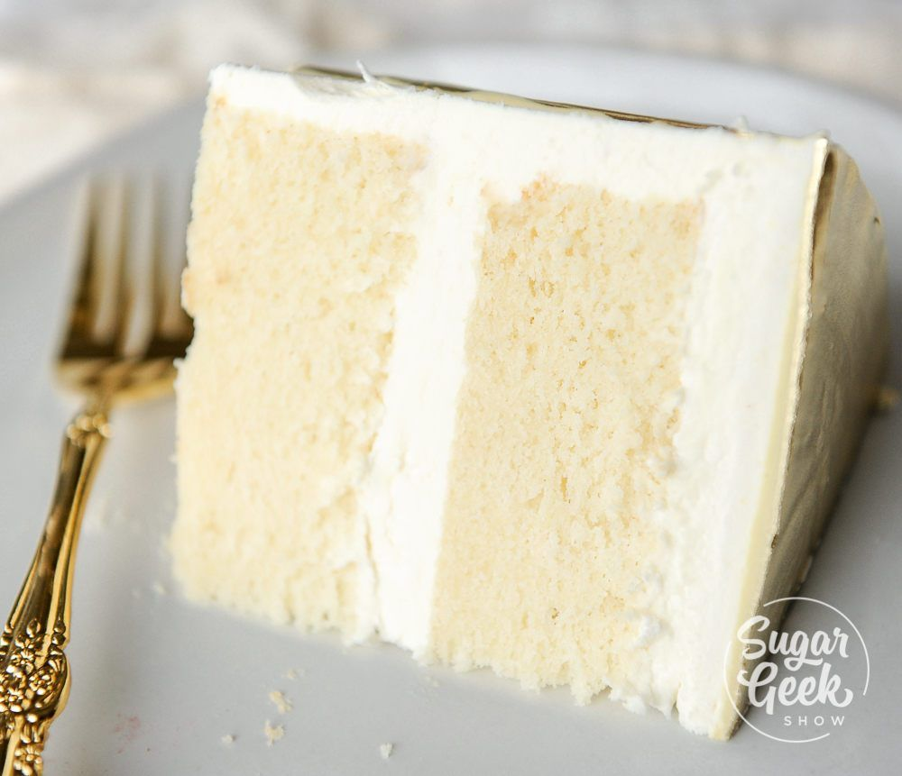 What Flavor Is A White Cake You Might Be Surprised This White Cake