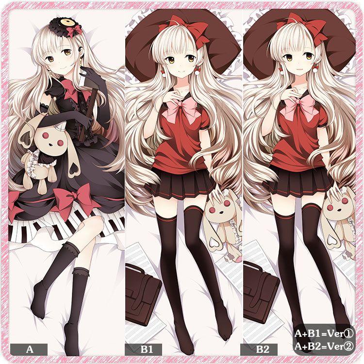 30+ Anime girl pillow cases inspirations