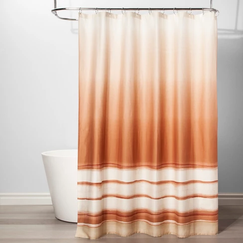Mesa Striped Shower Curtain Sour Cream Project 62 Target