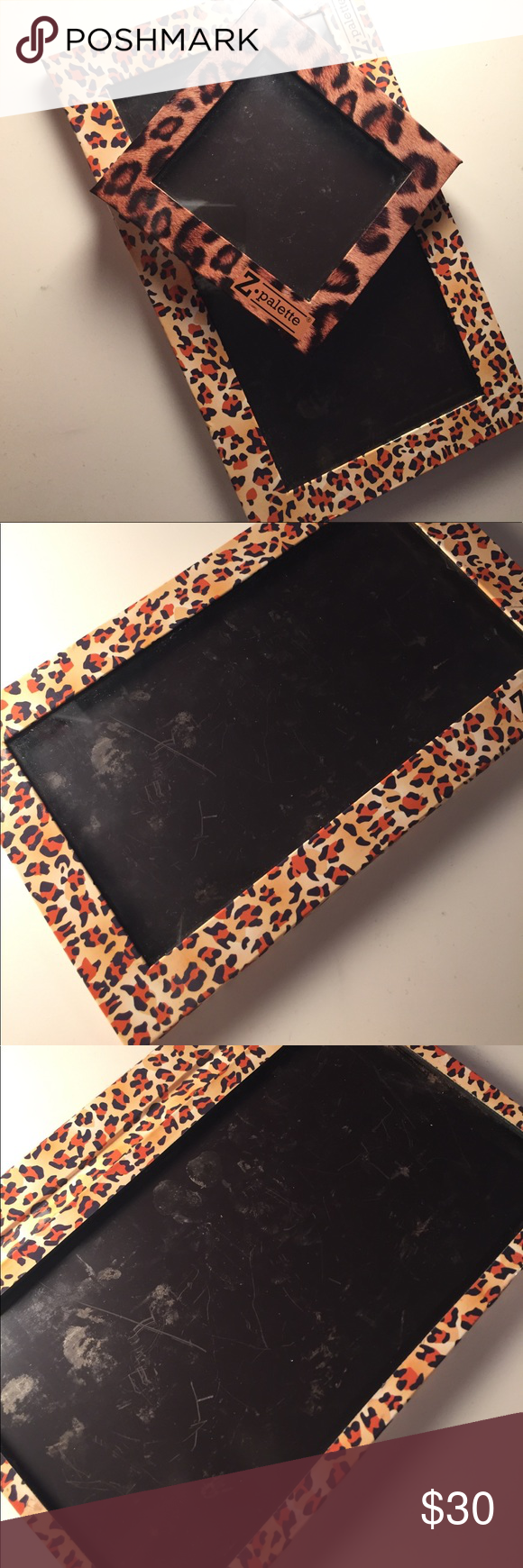 Z Palette Leopard Duo (Small and Large) Z palette