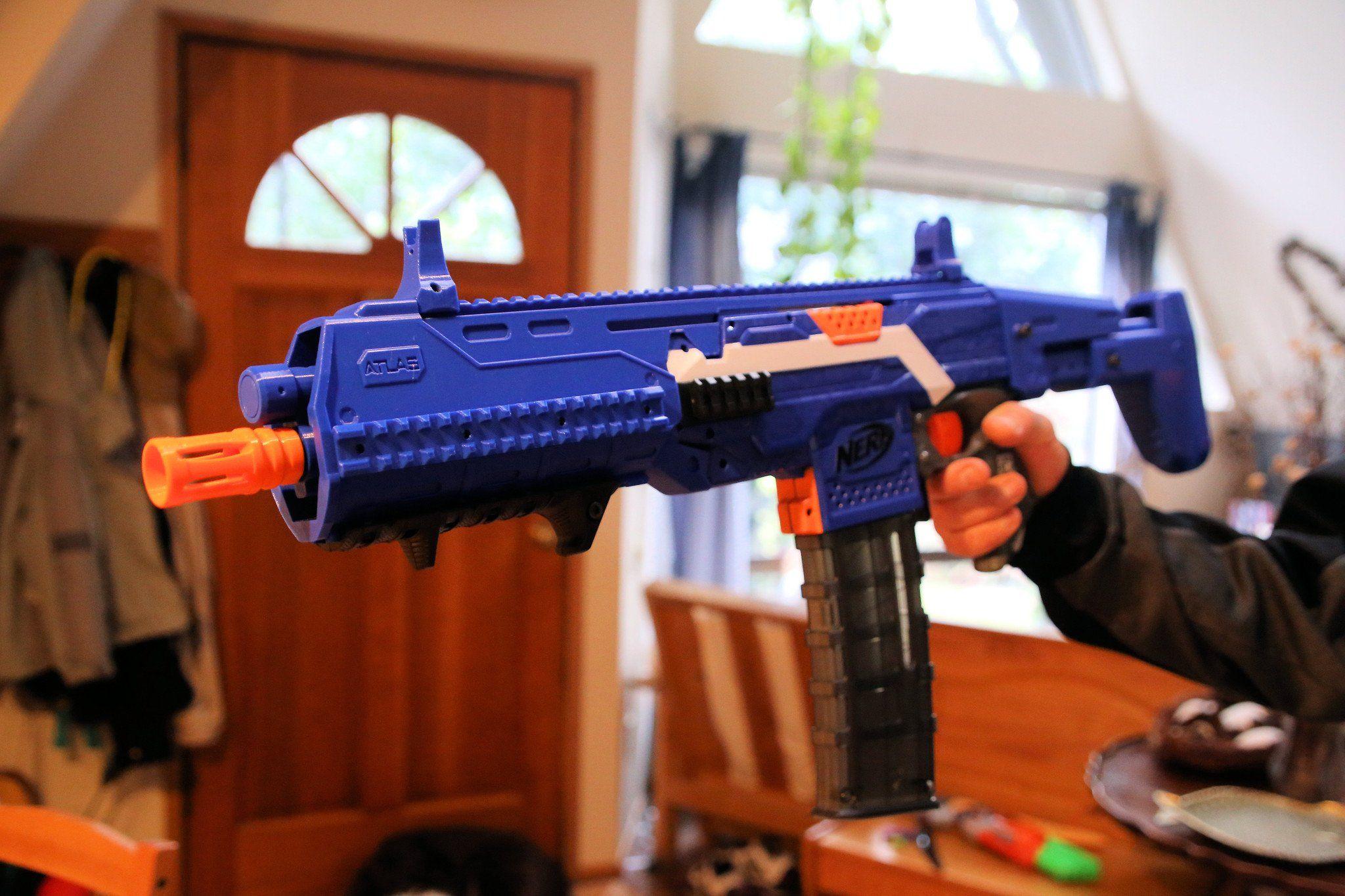 Nerf Gun, Airsoft, Clarinet, Arsenal, Guns, Weapons, Weapons Guns, Weapons  Guns, Nerf Rifle
