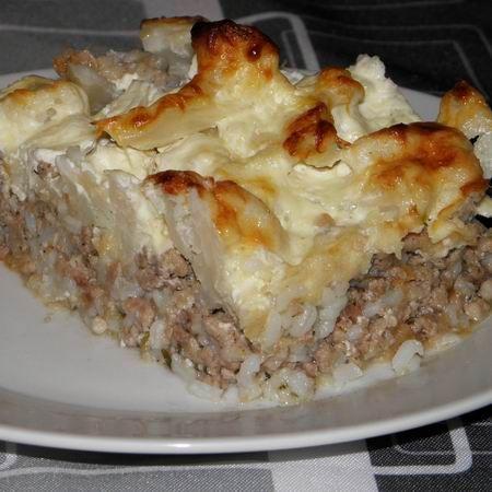 Tejszínes-húsos rakott karfiol Recept képpel - Mindmegette.hu - Receptek