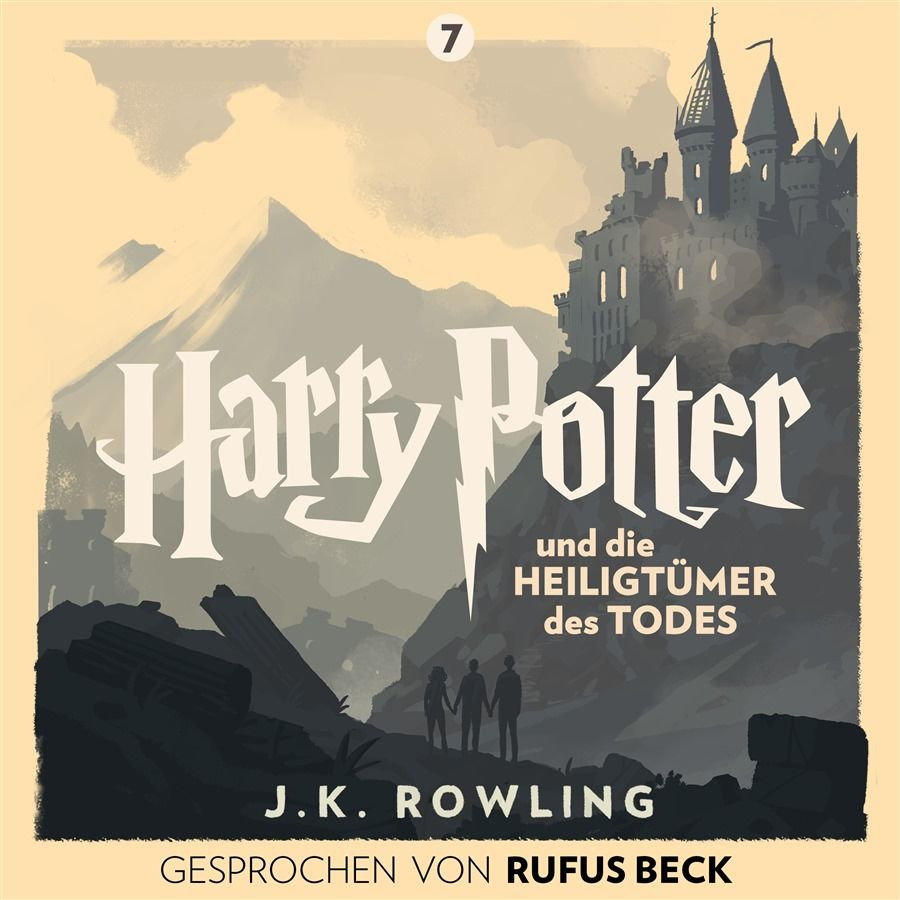 Harry Potter German Audio Books Harry Potter Harry Potter Collection Cover Art