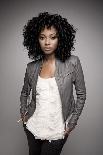 Top Black Models Of The Decade 2000 2010 Medium Hair Styles