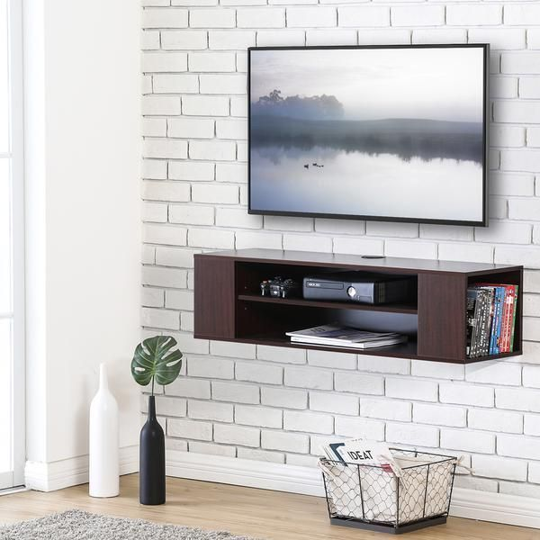 Floating TV stand Wall Mount TV cabinet Media Console Entertainment Center TV St