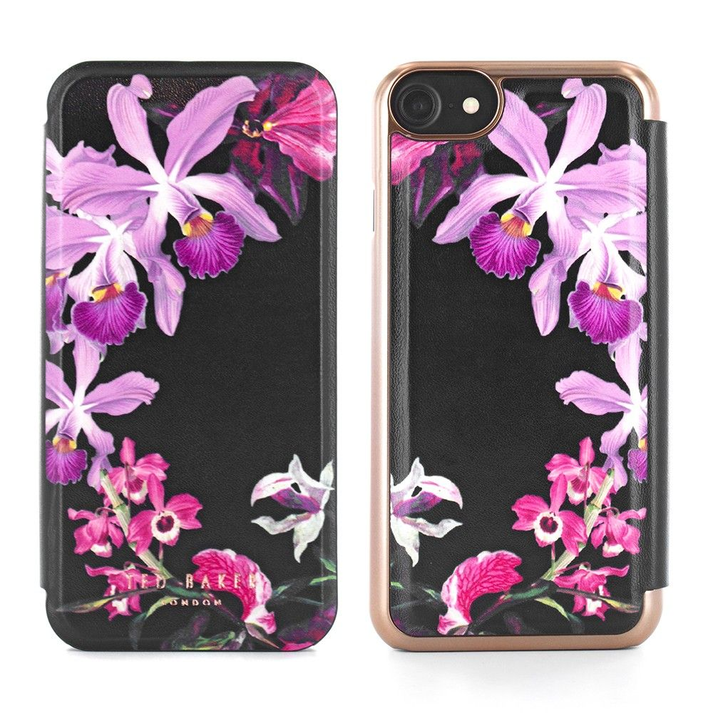 ted baker iphone 8 case black