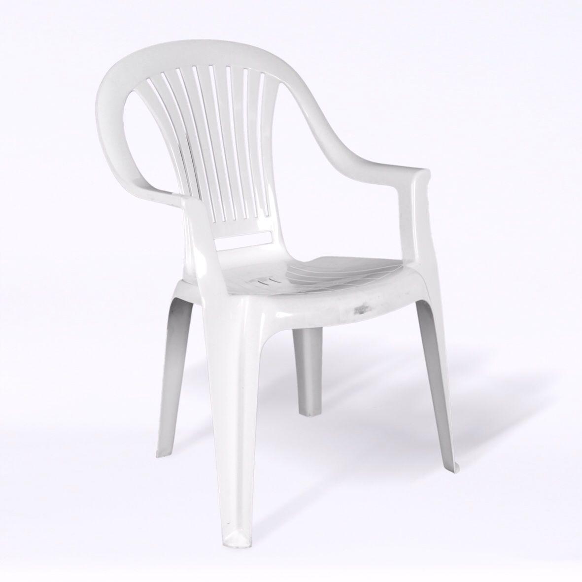 Stylish Plastic Garden Chairs in 3  Plastic garden chairs