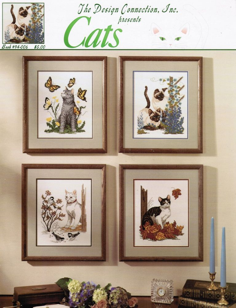 The Design Connection Book 94 006 Cats Thedesignconnection With
