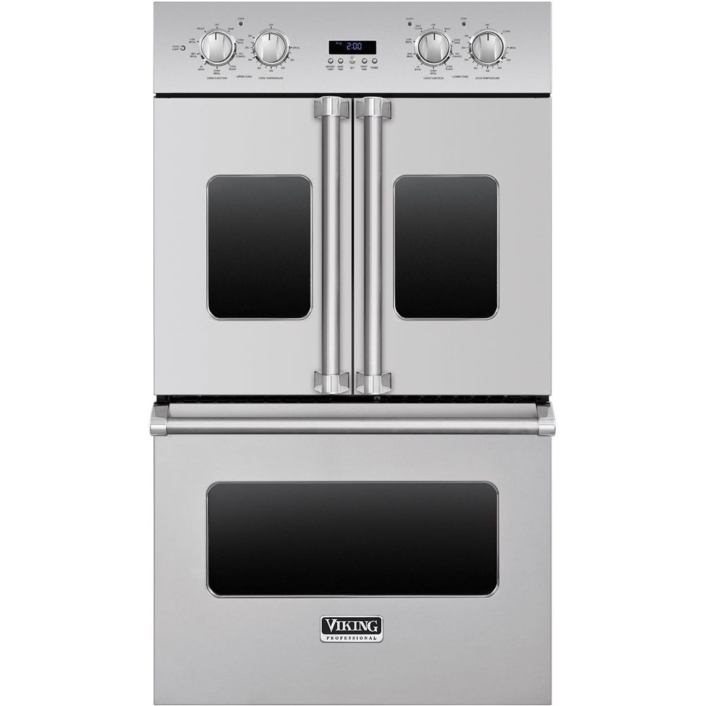 Getting excited about adding this Viking Double Ovens to the house ...