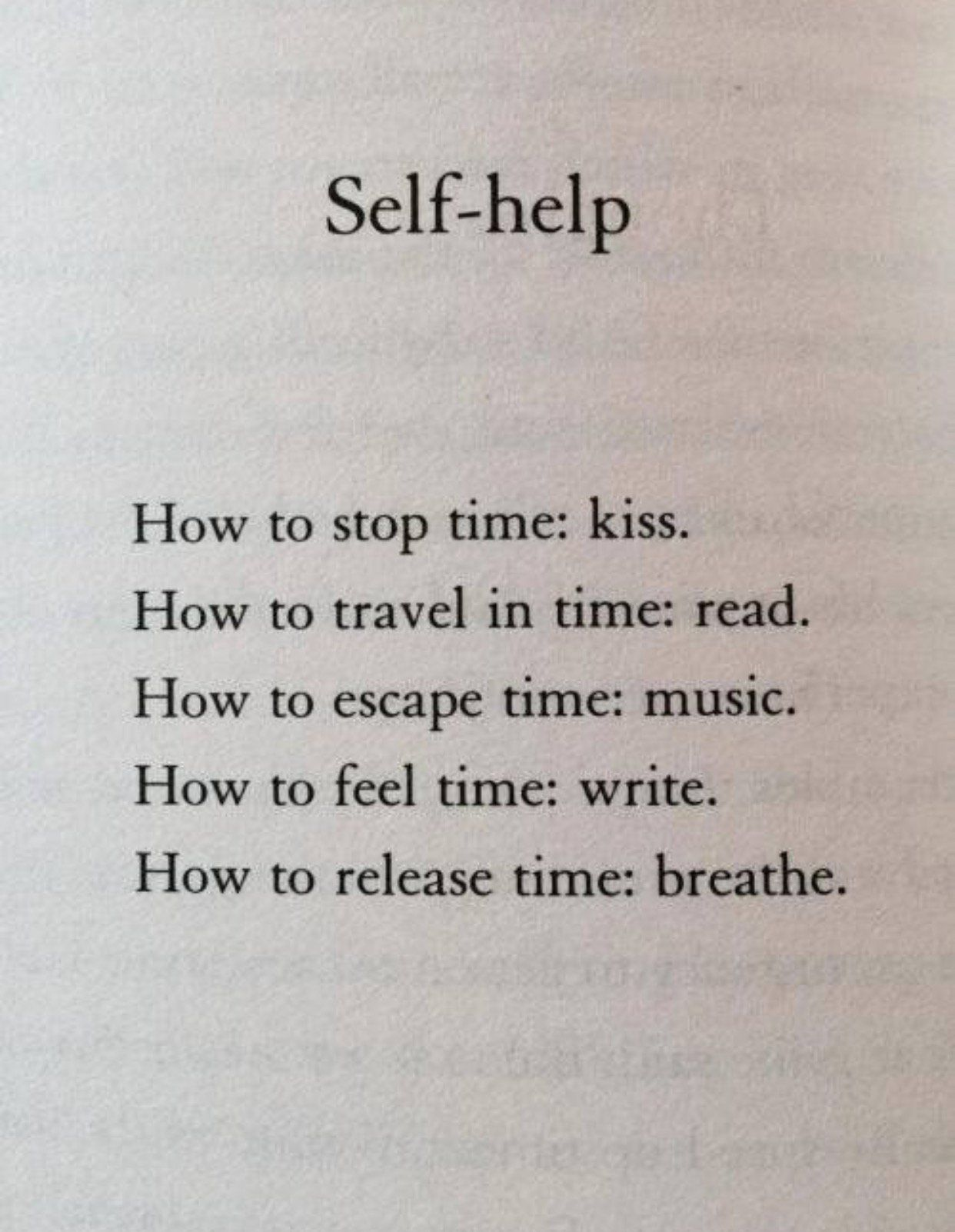 Self Help Good Advice April Inspiration For Readers And Writers