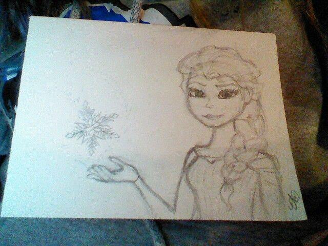 Elsa card