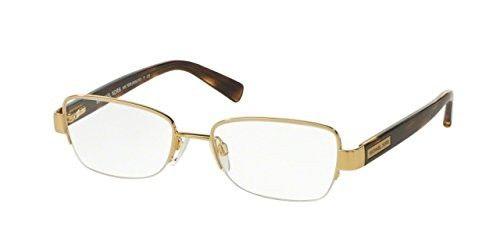 ef3db272b9 Michael Kors MITZI IV MK7008 Eyeglass Frames 1044-51 - Gold ...