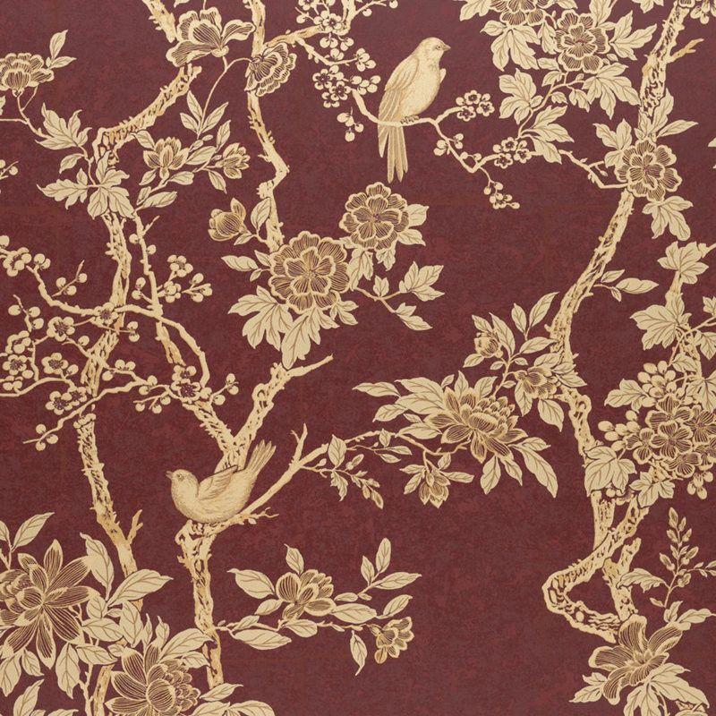 Ralph Lauren Wallpaper LWP65396W Marlowe Floral