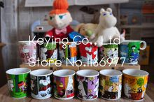 Cute Moomin Muumi Little My Cartoon Mug Coffee Cup Gift Collection Home Use(China (Mainland))