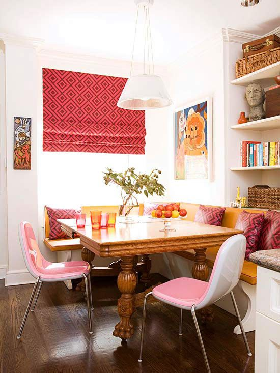 Live Large with These Small Dining Room Ideas Room themes, Room