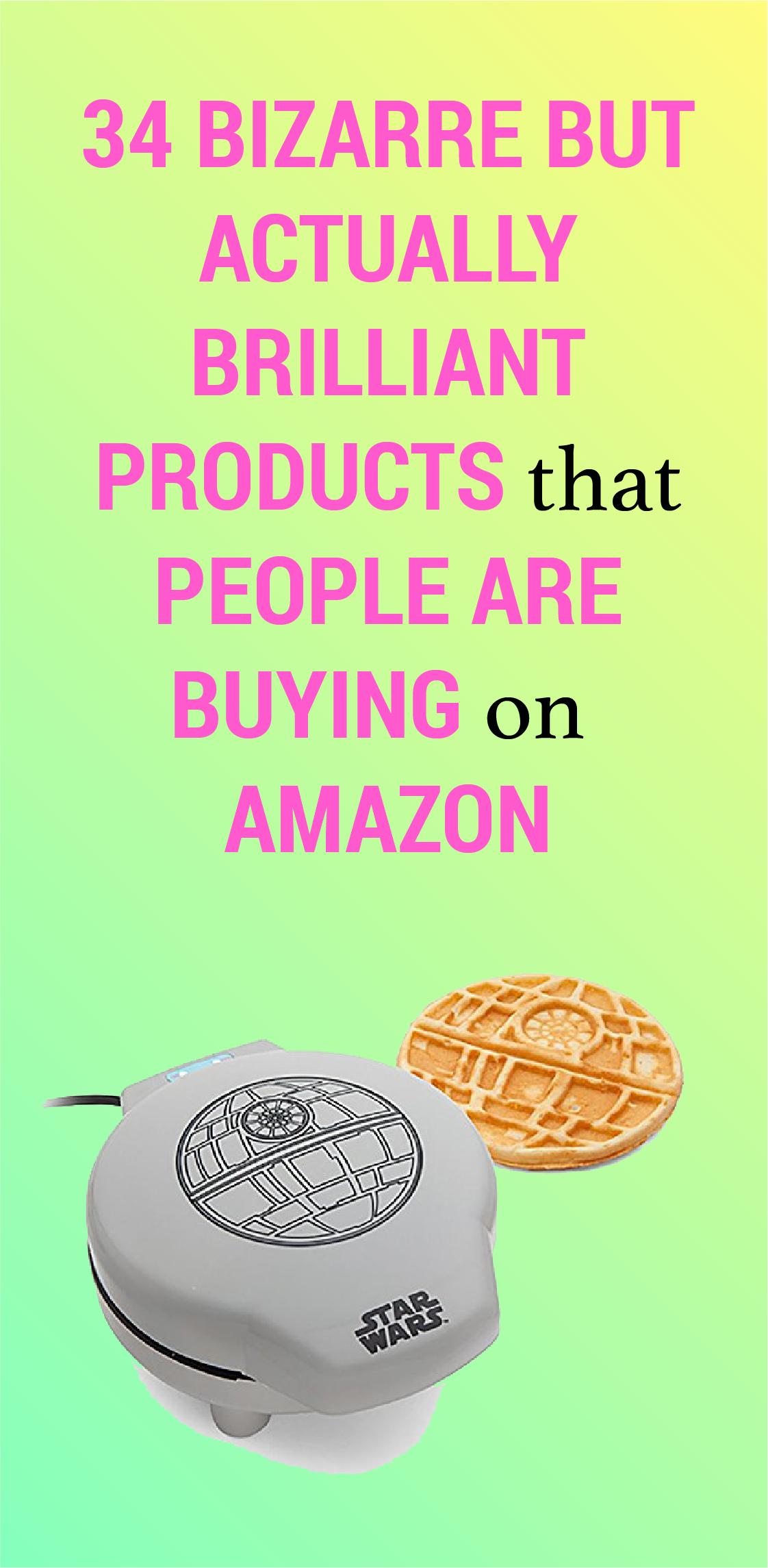 34 Bizarre But Actually Brilliant Products That People Are Buying On Amazon Homethods