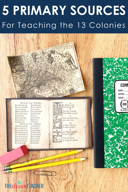 Jamestown Colony Worksheet 5th Grade In 2020 13 Colonies Primary Sources Social Studies Elementary [ 1500 x 1000 Pixel ]