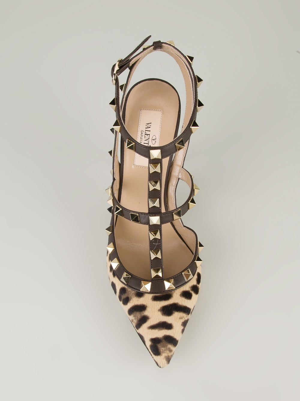 ce1f954bed0ea Valentino 'Rockstud' leopard print pump [Valentino] - $173.60 : Discounted Christian  Louboutin,Jimmy Choo,Valentino,Giuseppe Zanotti and other Brand shoes., ...