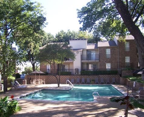 Canyon Creek Apartments in Dallas, Texas. 1 & 2 Bedroom Apartment ...