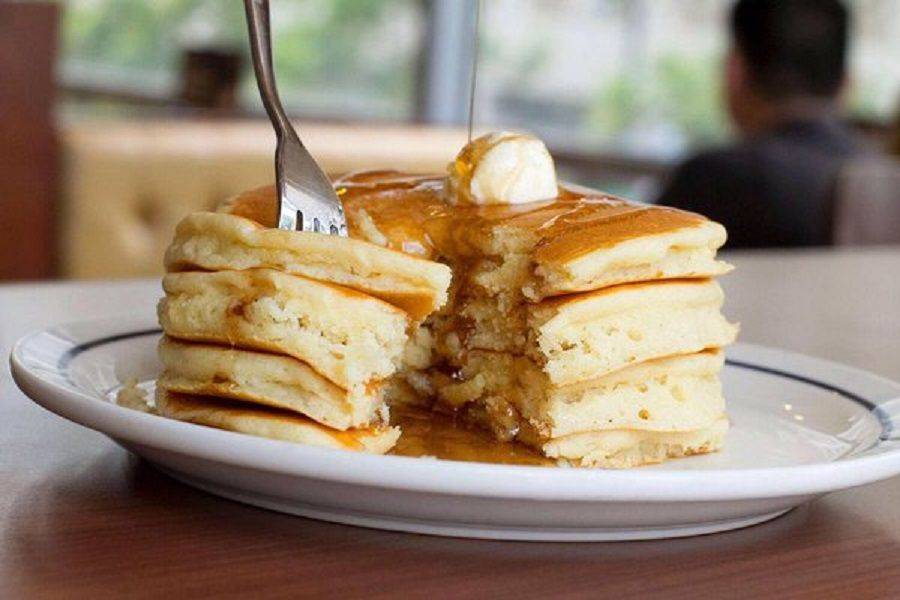 Making The Perfect Pancake Can Prevent Blindness