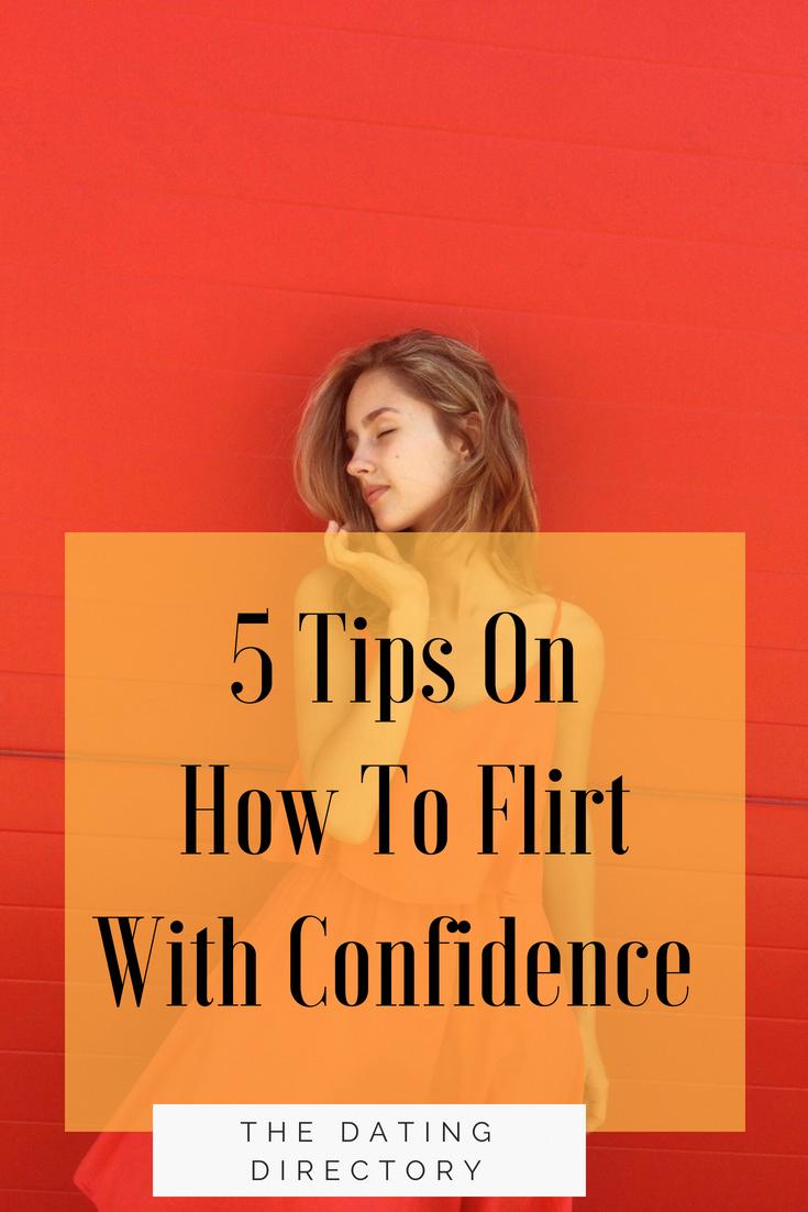 flirta tips online dating