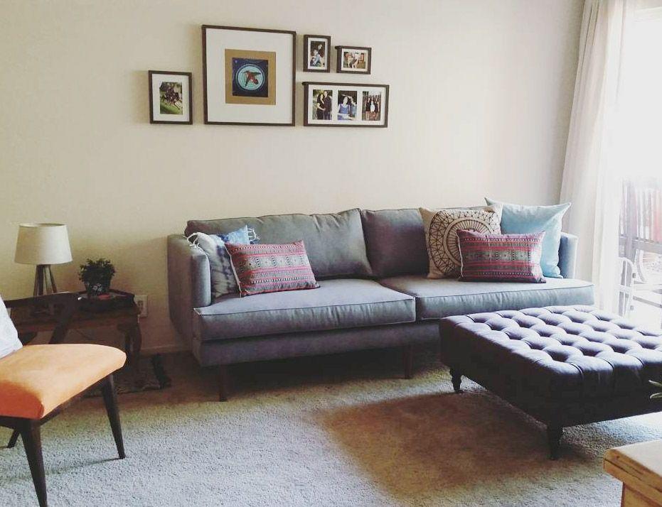 Joybird Decorative Boxed Pillows (Set Of 2), Preston Sofa From Lisa L.