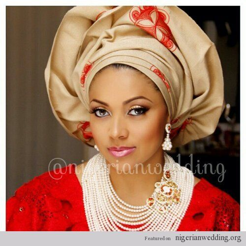 White, Black And Gold Wedding Make Up Nigerian Wedding -2134