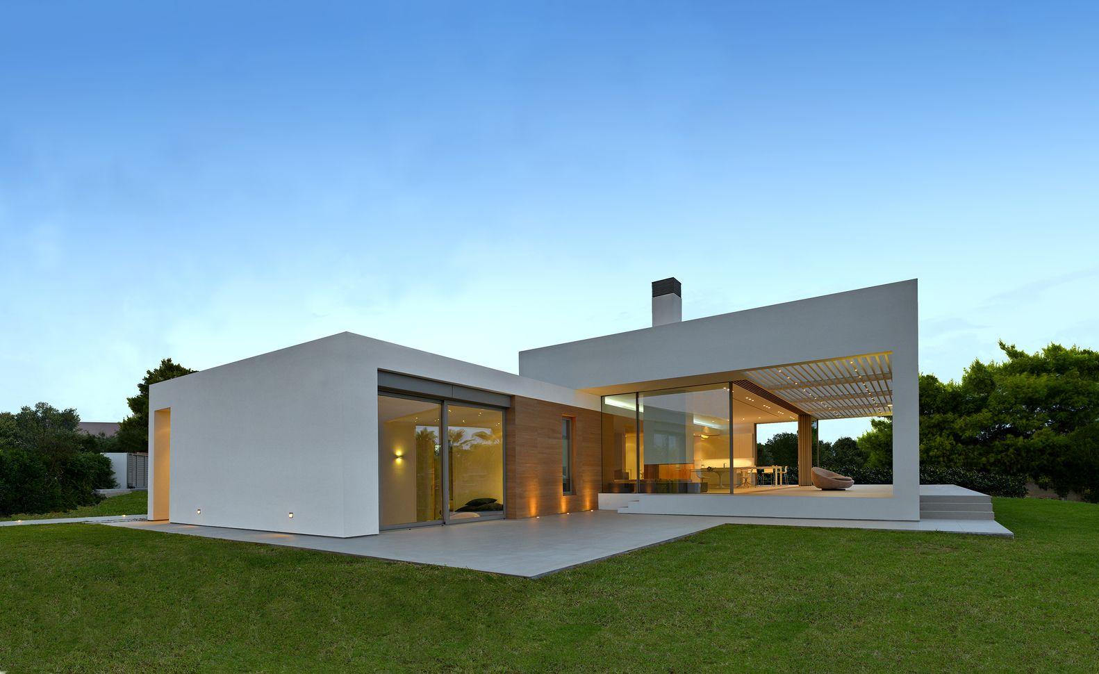 Reihe nach hause exterieur design gallery of house in zakynthos  katerina valsamaki architects