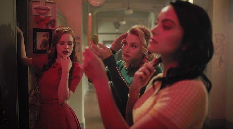 Cheryl Blossom Betty Cooper Veronica Lodge Riverdale Cheryl Blossom Riverdale Netflix