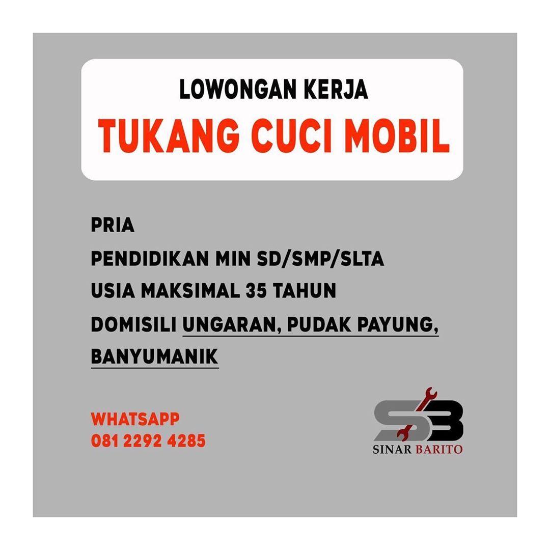 Loker Ungaran Semarang Lowongan Kerja Posisi Karyawati Toko
