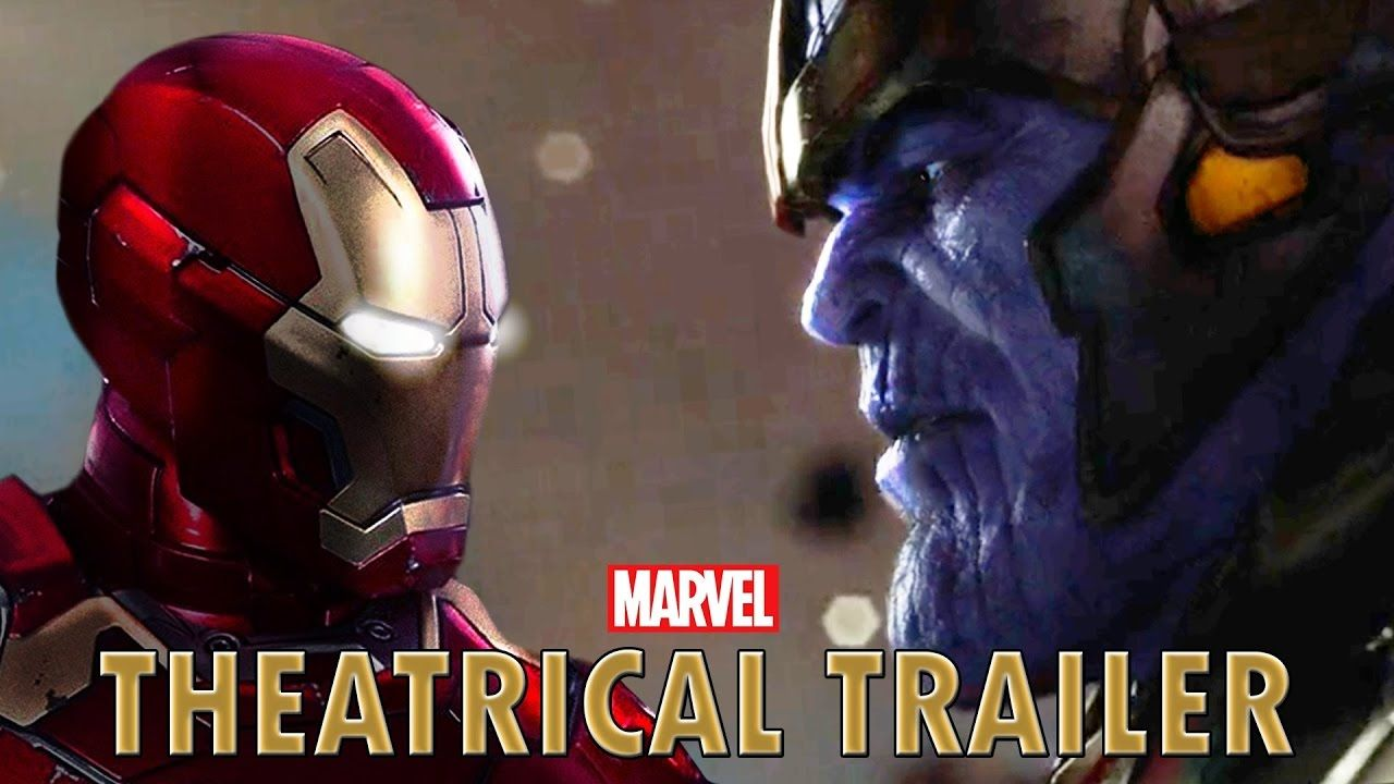 Marvel S Avengers Infinity War 2018 Theatrical Trailer With