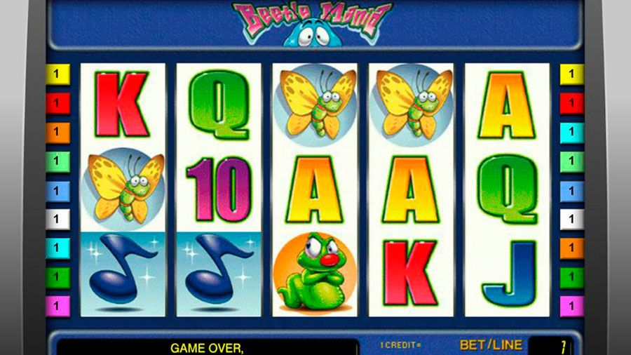 Игровые автоматы жуки бесплатно онлайнi как играть в казино с картами