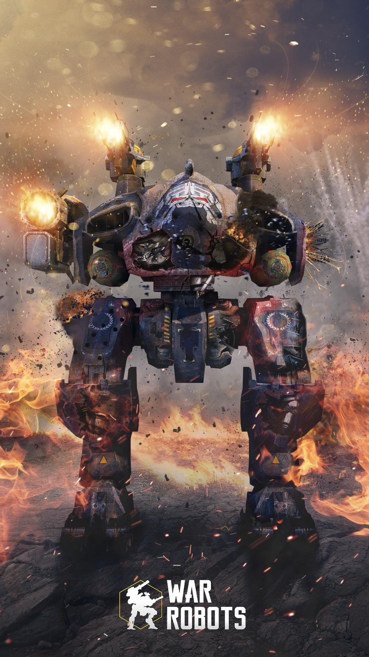 War Robot Picture On Wallpaper 1080p Hd Battle Tech Robot