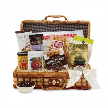Sweet Dreams Gift Hamper - Gifts & Gift Baskets - Southern Season www.southernseason.