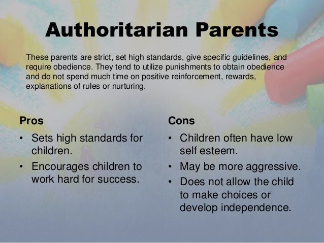Pros And Cons Of Authoritarian Parenting Google Search In 2020 Positive Reinforcement Parenting Parenting Styles