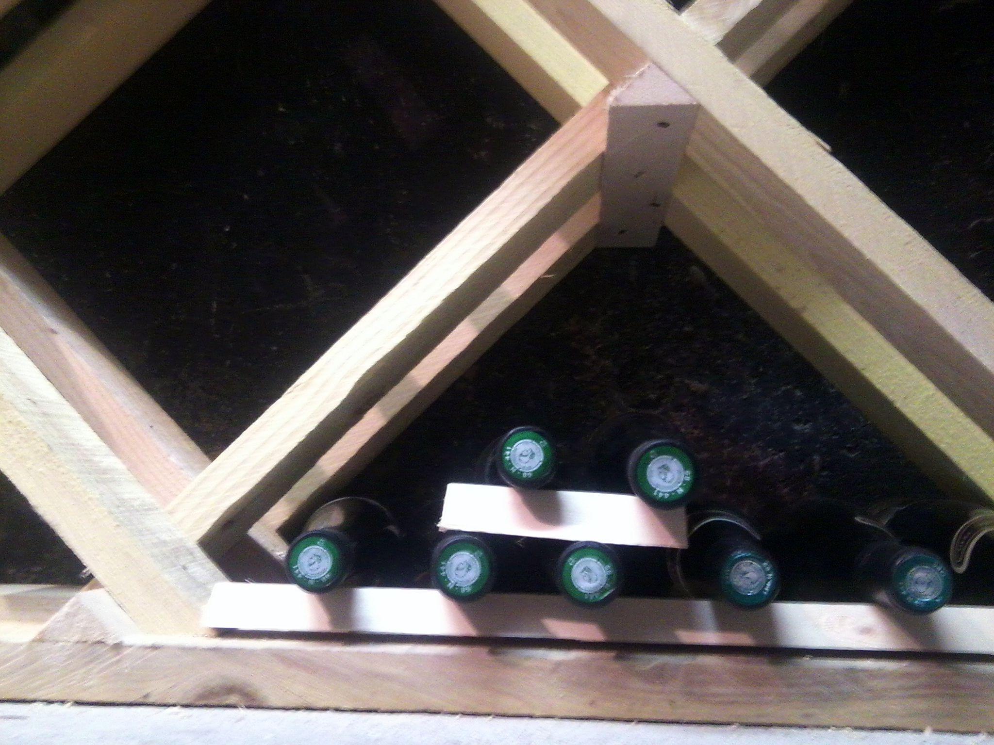 Fabriquer Casier À Bouteilles En Bois plan de fabrication d'un casier à bouteilles | forum