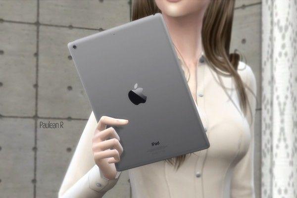 Paluean R Sims: iPad air pro mini • Sims 4 Downloads