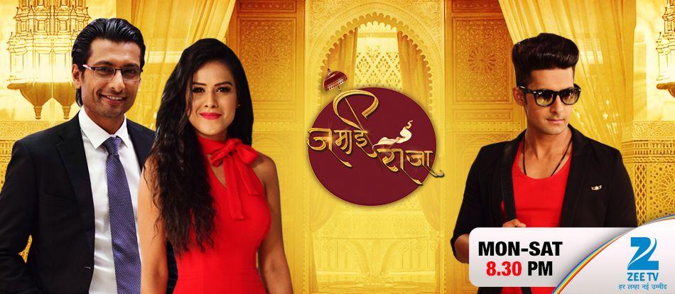 hindi movie serial jamai raja