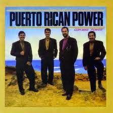 Con mas power - Puerto Rican Power