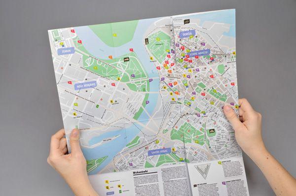 balkan city guides design inspiration