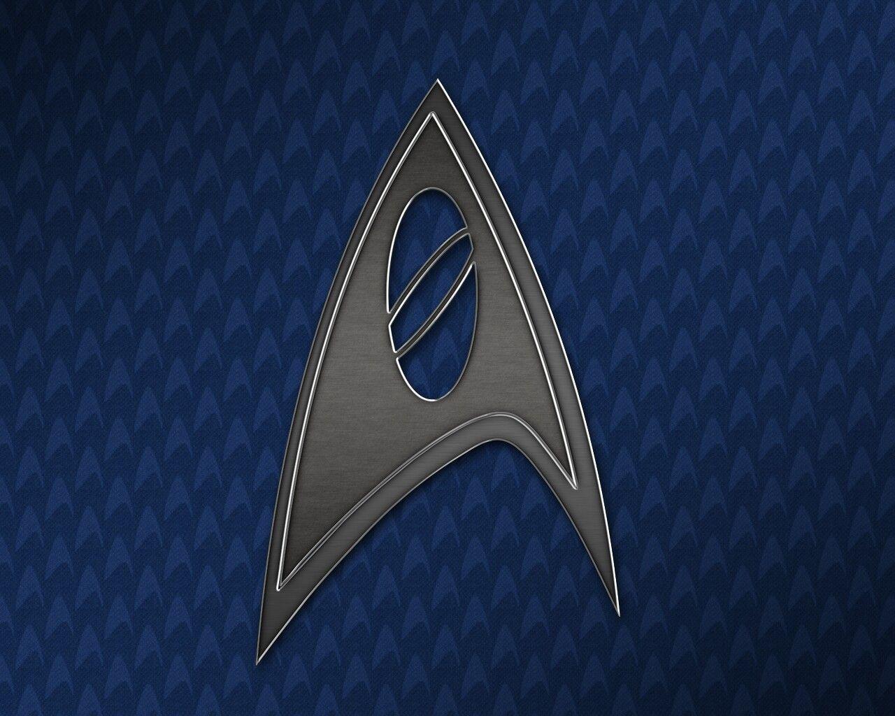 SPOCK Science Officer badge [from DeviantArt] Star