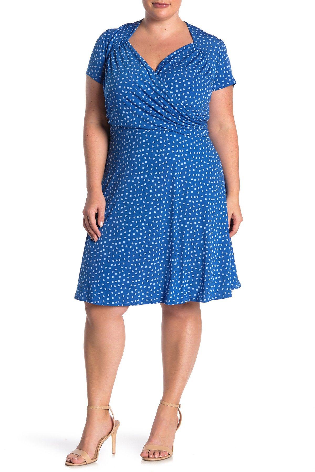 Leota Sweetheart Faux Wrap Dress Nordstrom Rack Wrap Dress Faux Wrap Dress Plus Size Summer Dresses [ 1800 x 1200 Pixel ]