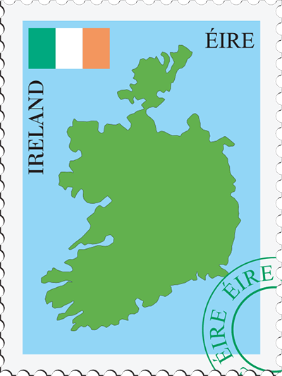 Ireland Facts About Ireland Facts For Kids Ireland Flag Ireland Facts Ireland Map