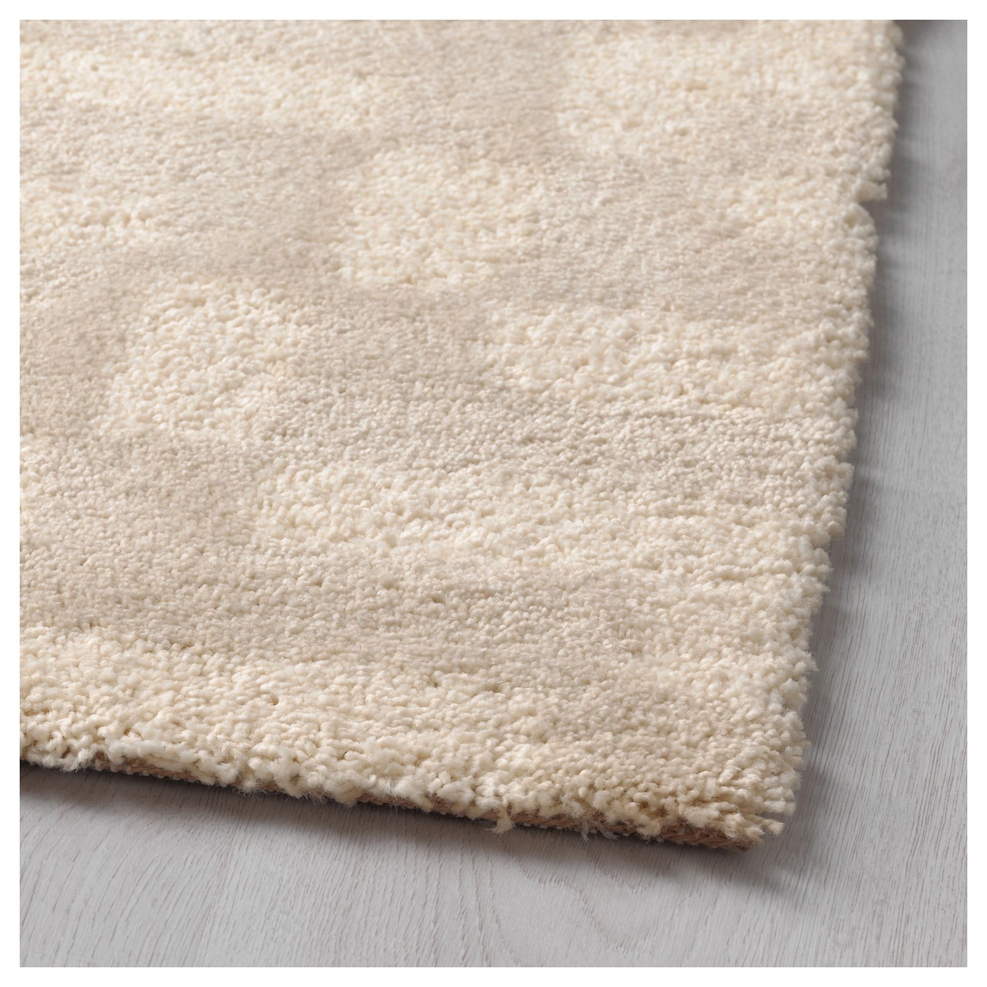 Ikea Fakse Rug High Pile Off White Products Pinterest Rugs